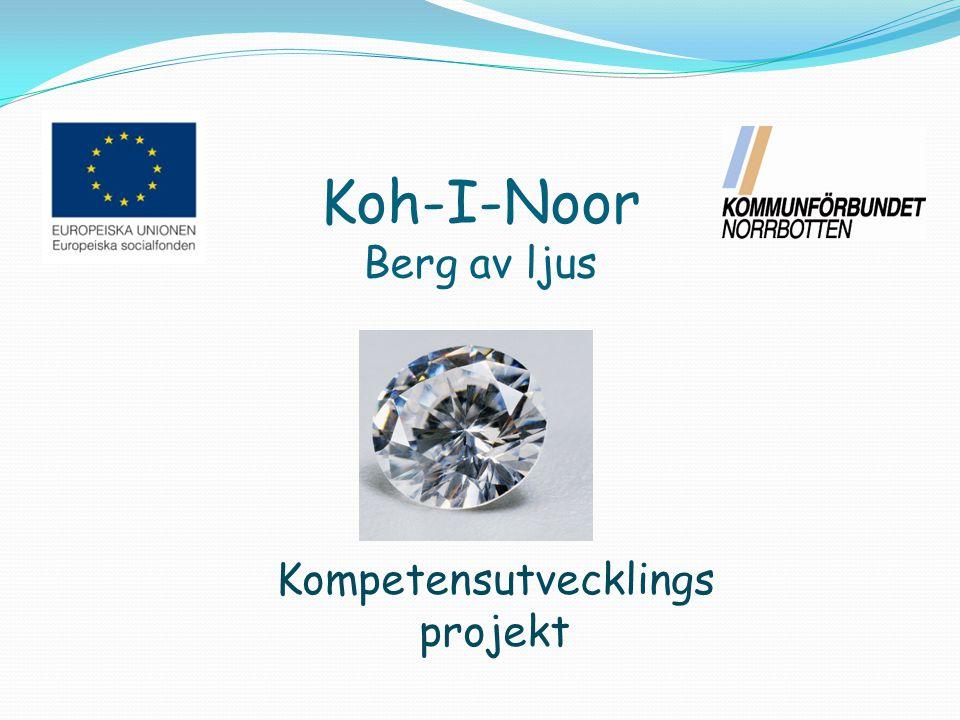 Koh-I-Noor Berg av ljus