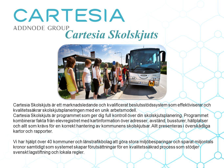 Cartesia Skolskjuts