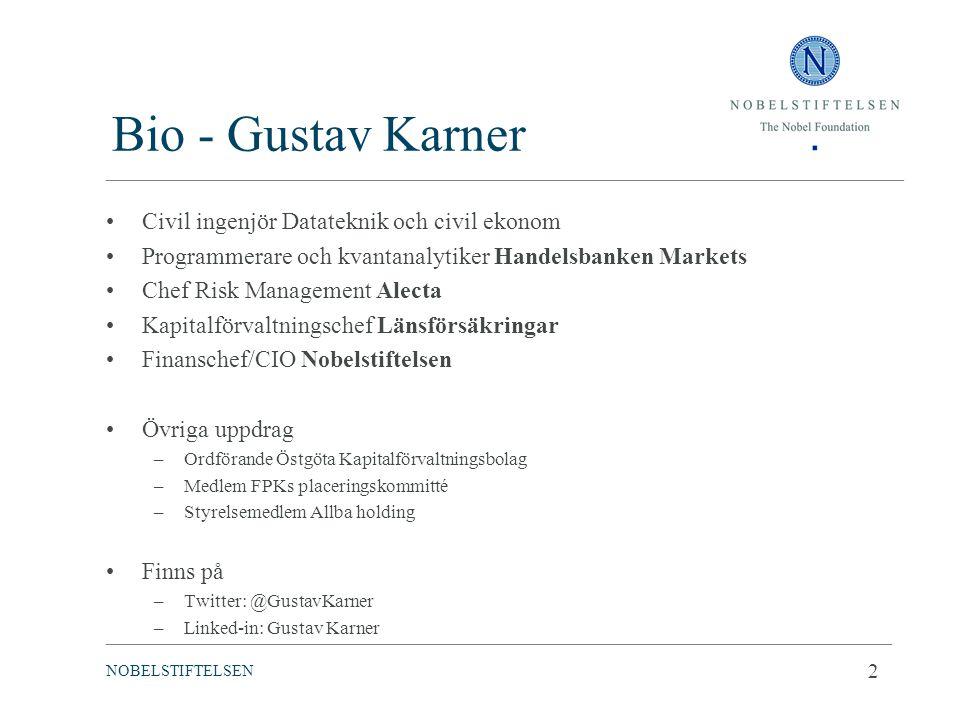 Bio - Gustav Karner Civil ingenjör Datateknik och civil ekonom