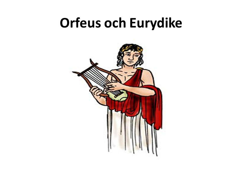 Orfeus och Eurydike