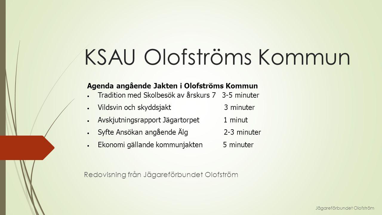 KSAU Olofströms Kommun