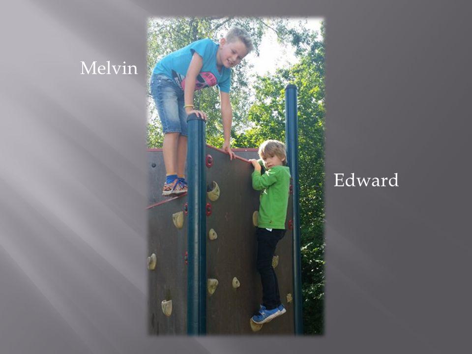 Melvin Edward