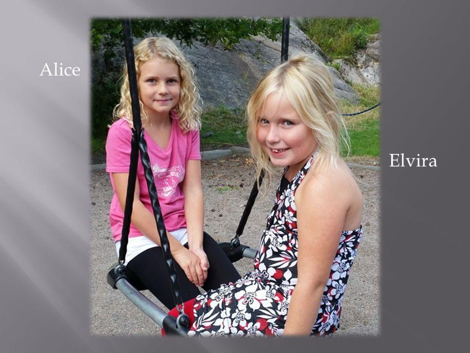 Alice Elvira