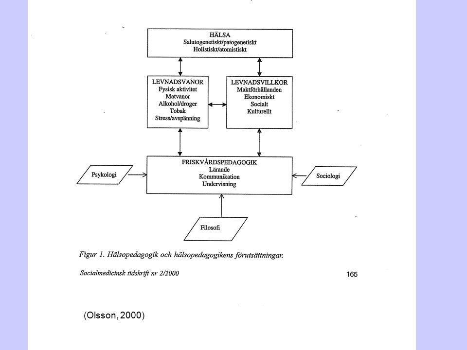(Olsson, 2000)