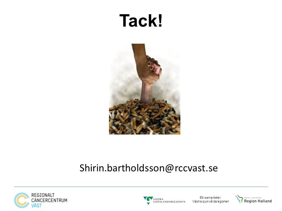Tack! Shirin.bartholdsson@rccvast.se