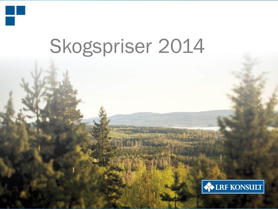 Skogspriser 2014