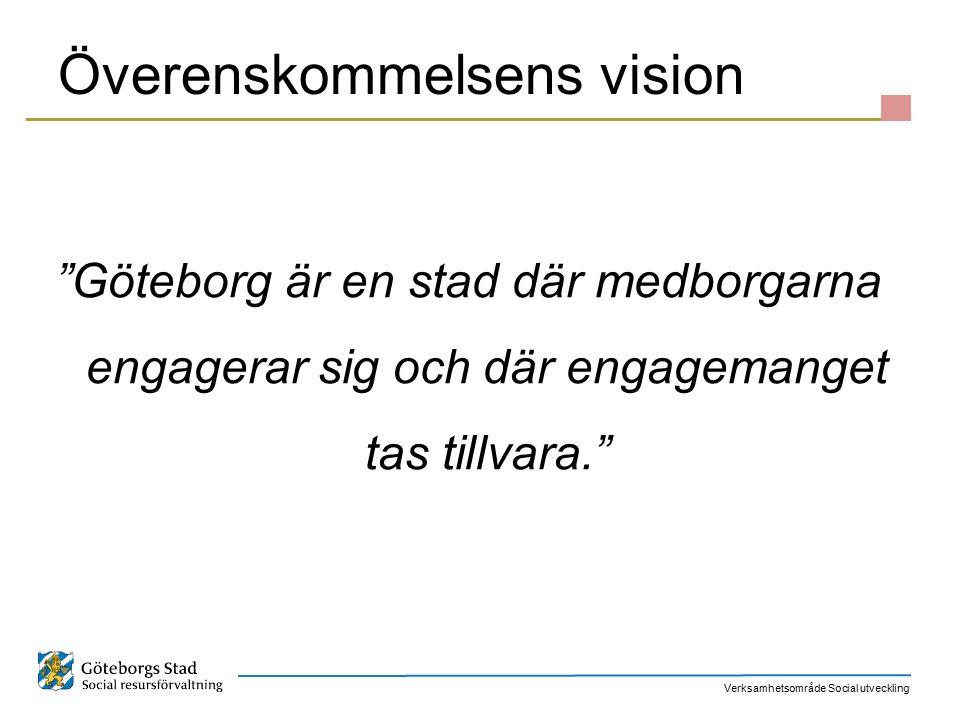 Överenskommelsens vision