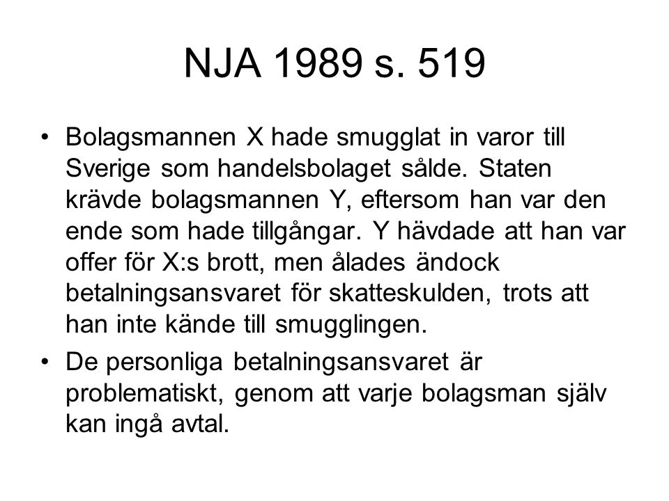 NJA 1989 s. 519