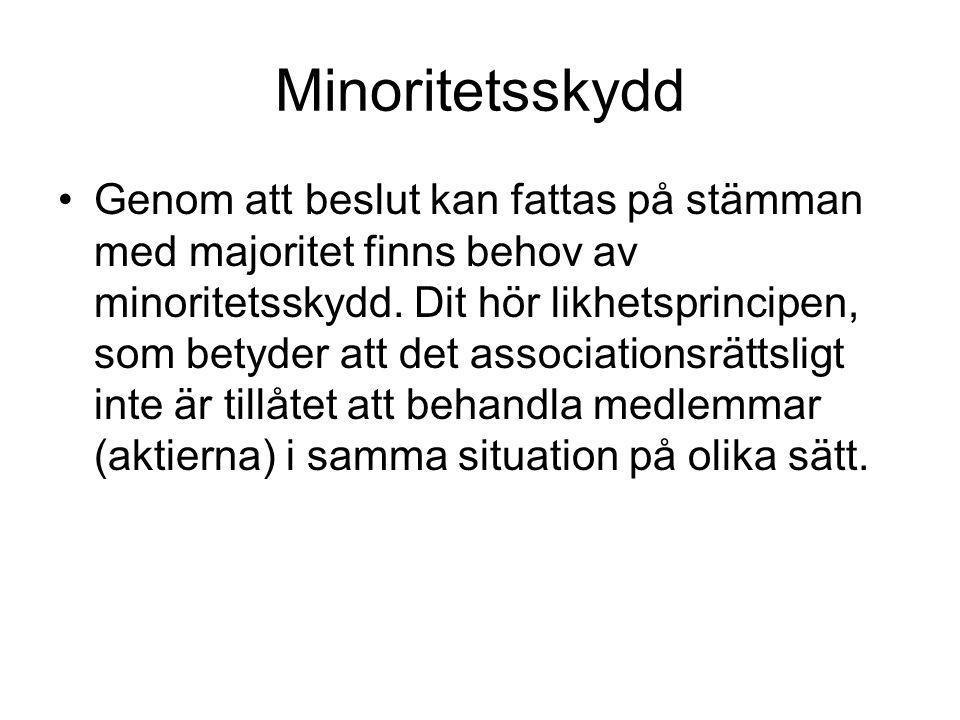 Minoritetsskydd