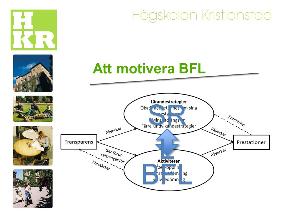 Att motivera BFL SRL BFL