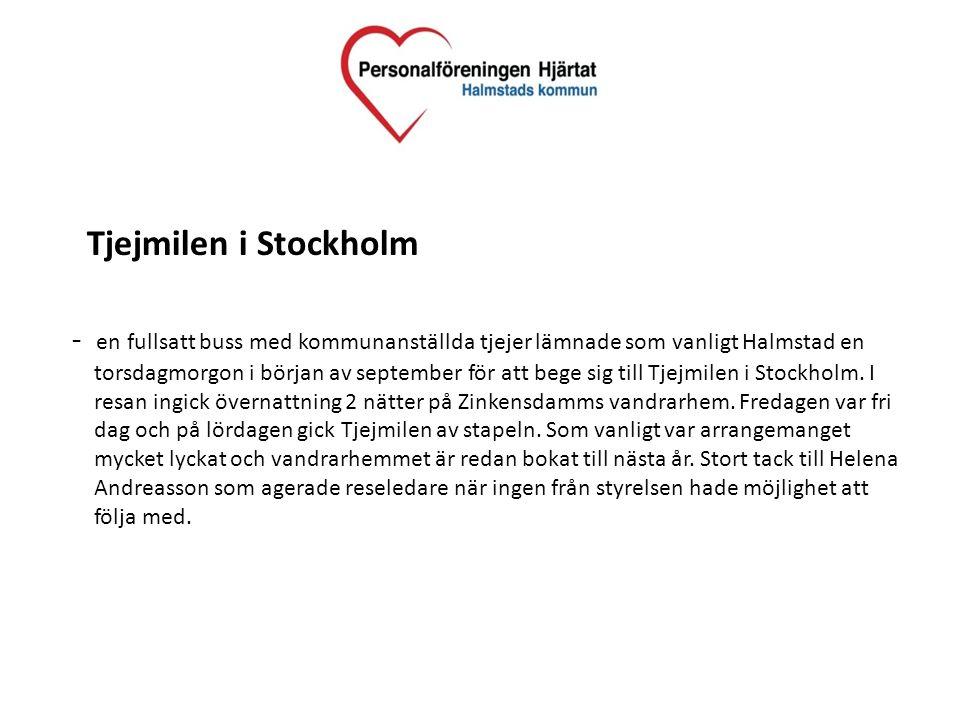 Tjejmilen i Stockholm