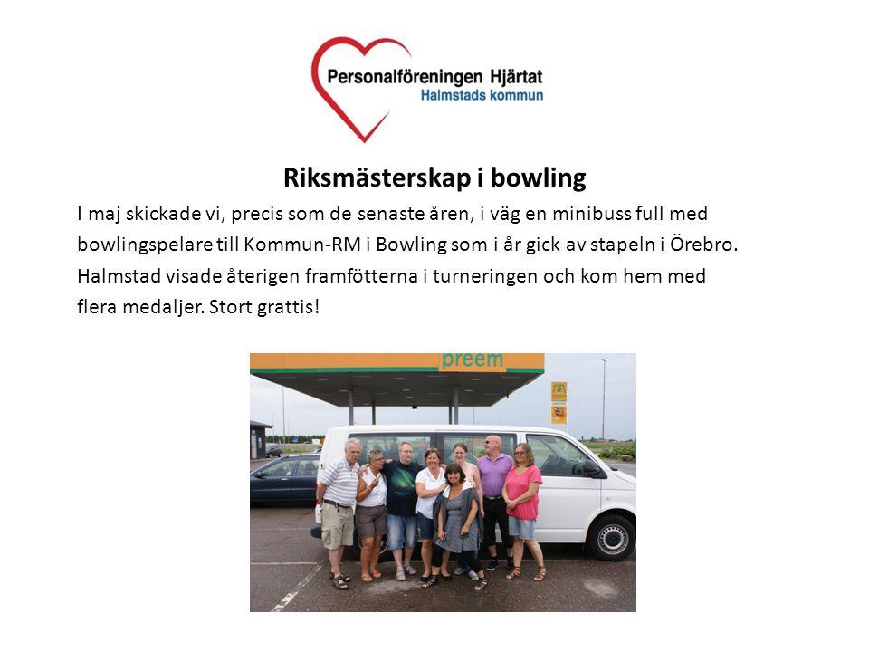 Riksmästerskap i bowling
