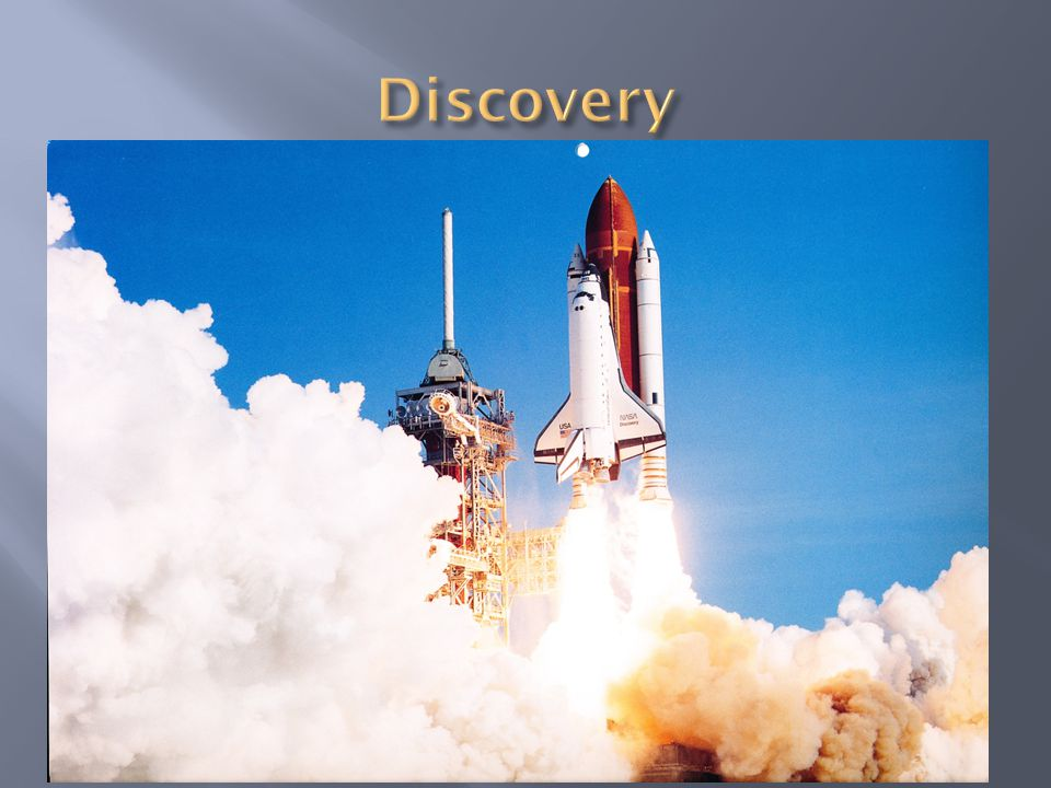 Discovery Discovery uppskjutning.,