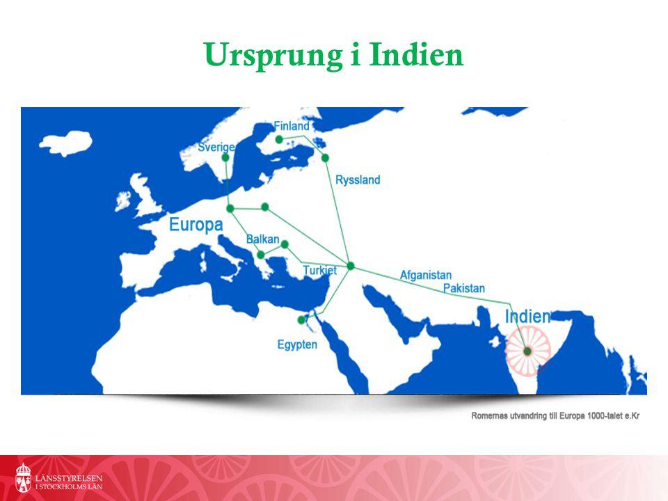 Ursprung i Indien