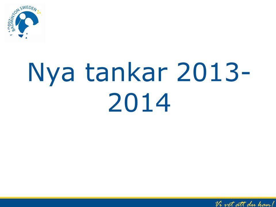 Nya tankar 2013-2014