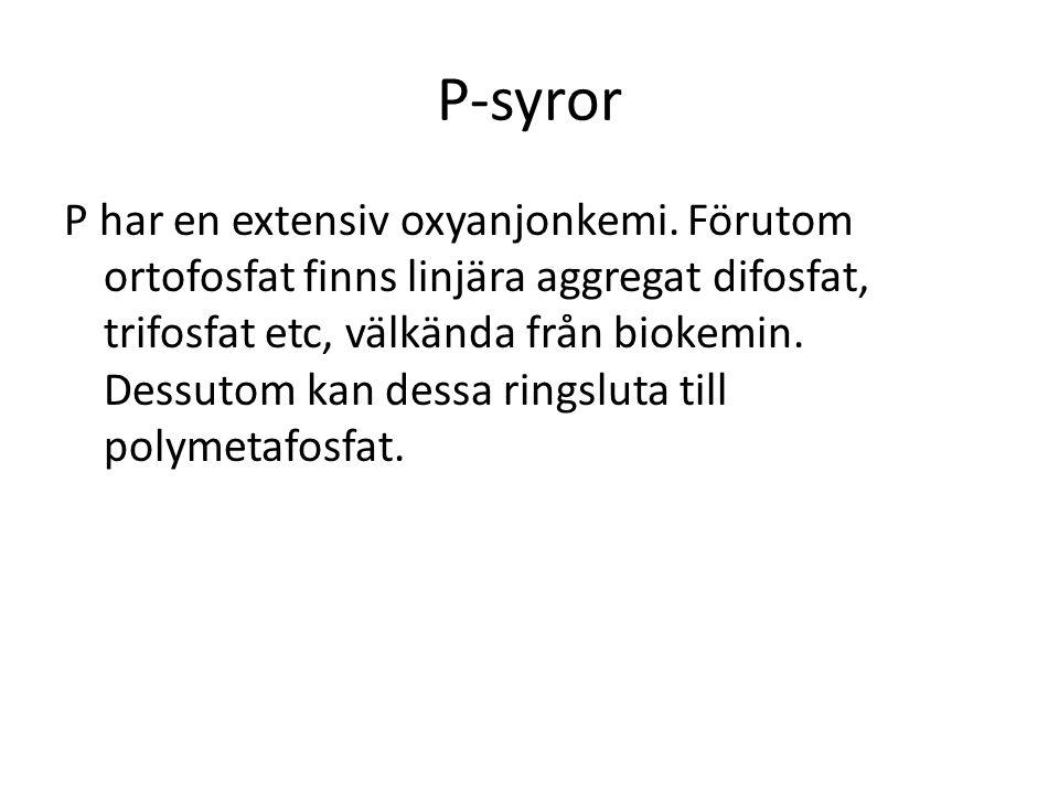 P-syror