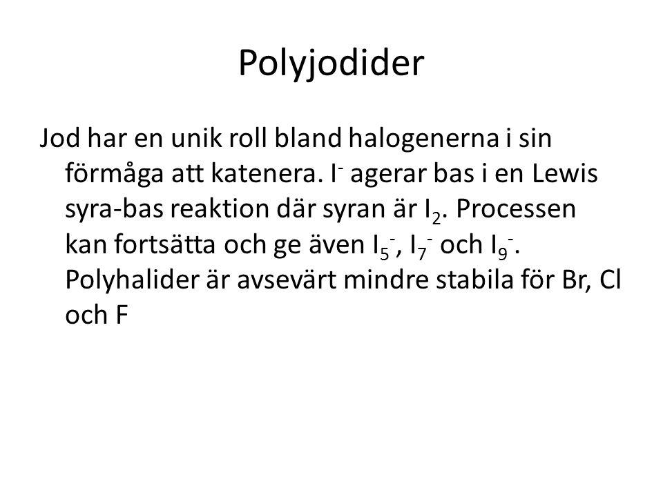 Polyjodider