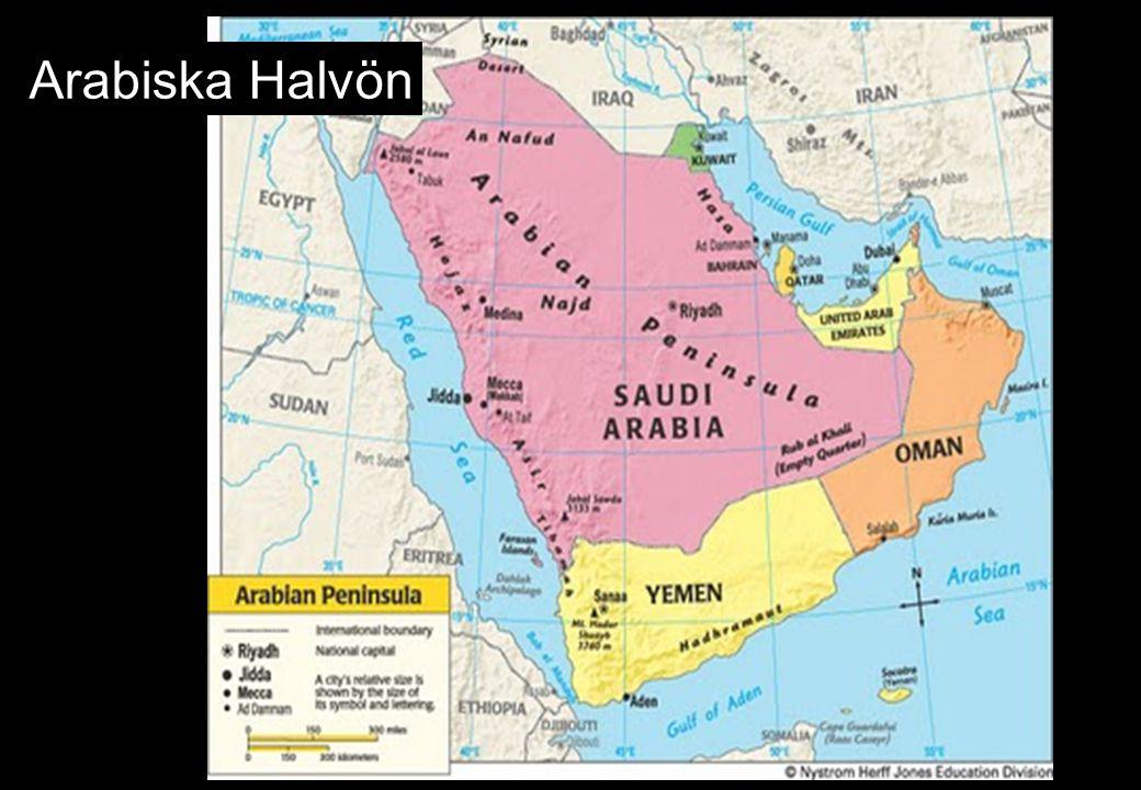 Arabiska Halvön 12