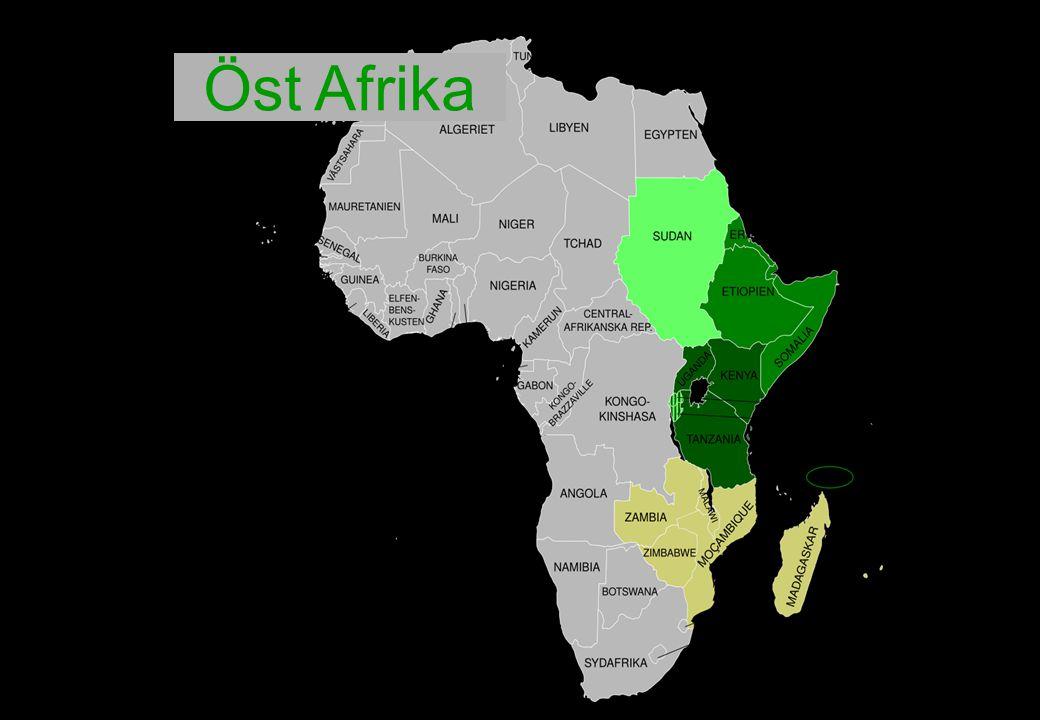 Öst Afrika