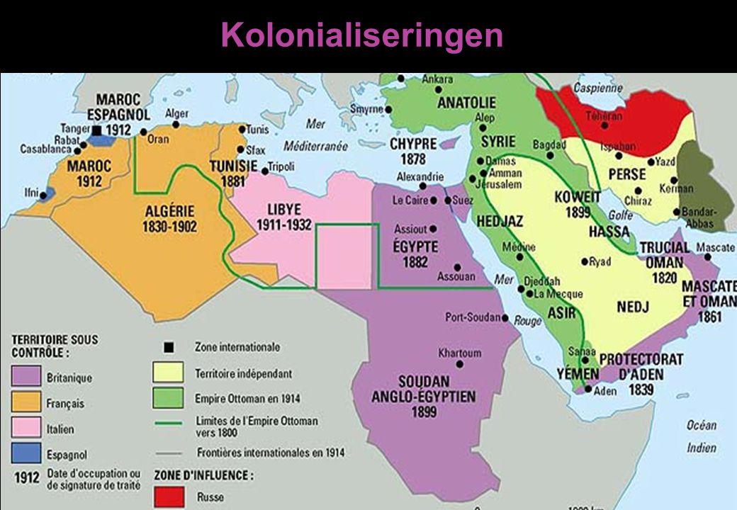 Kolonialiseringen 15