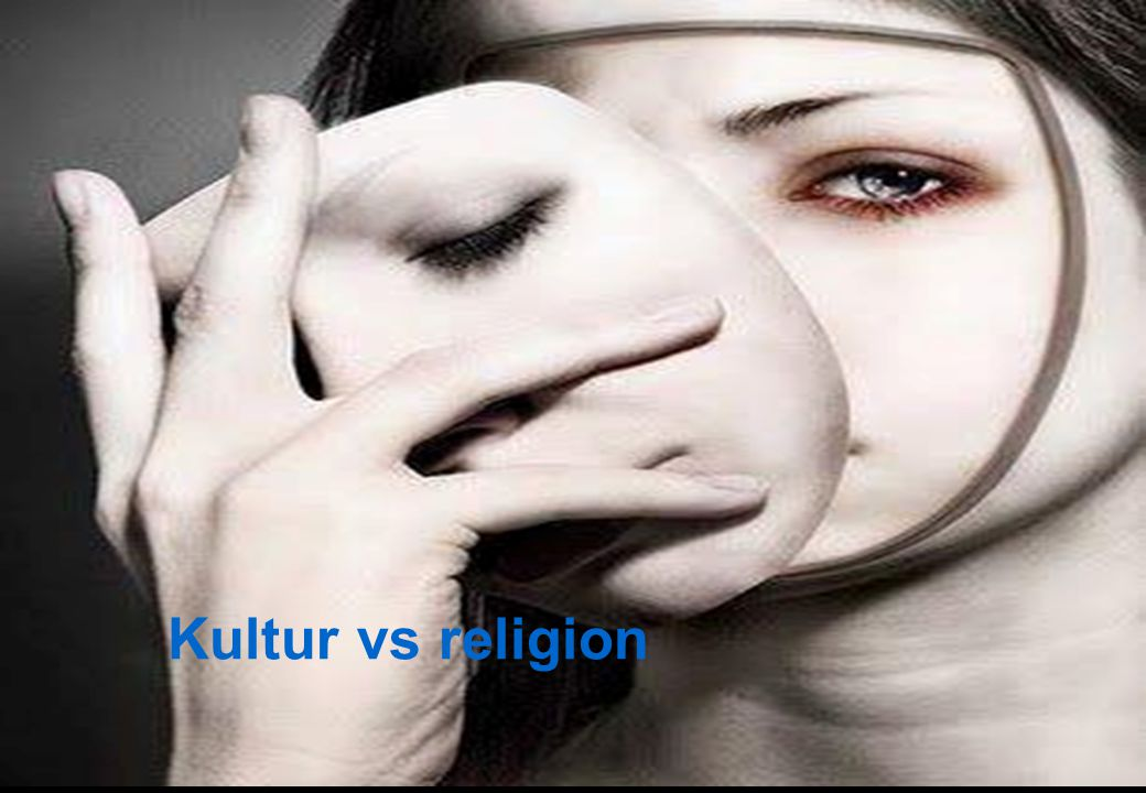 Kultur vs religion 16