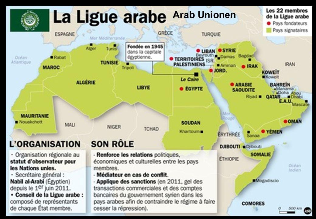 Arab Unionen 9