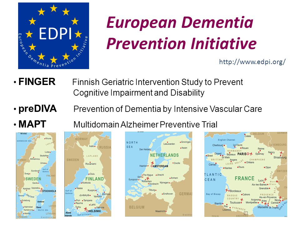 European Dementia Prevention Initiative
