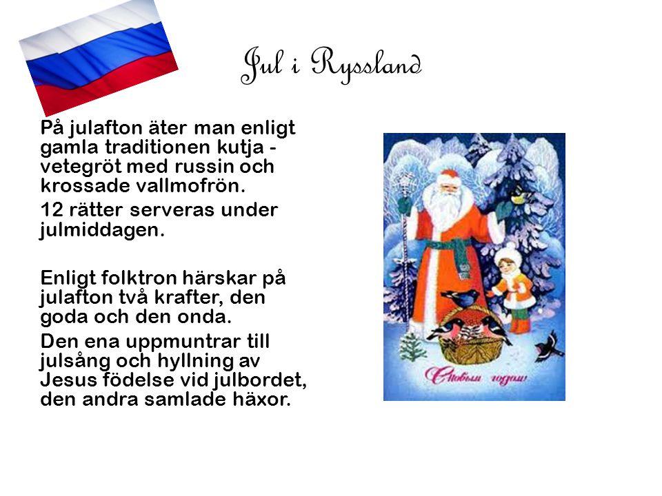 Jul i Ryssland