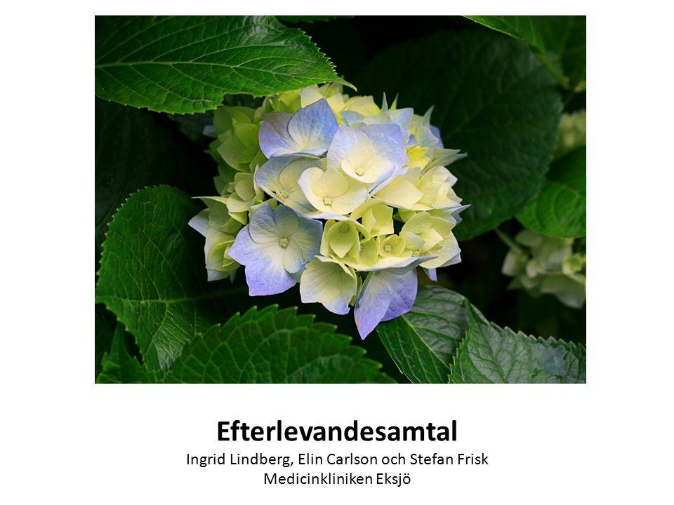 Ingrid Lindberg, Elin Carlson och Stefan Frisk Medicinkliniken Eksjö