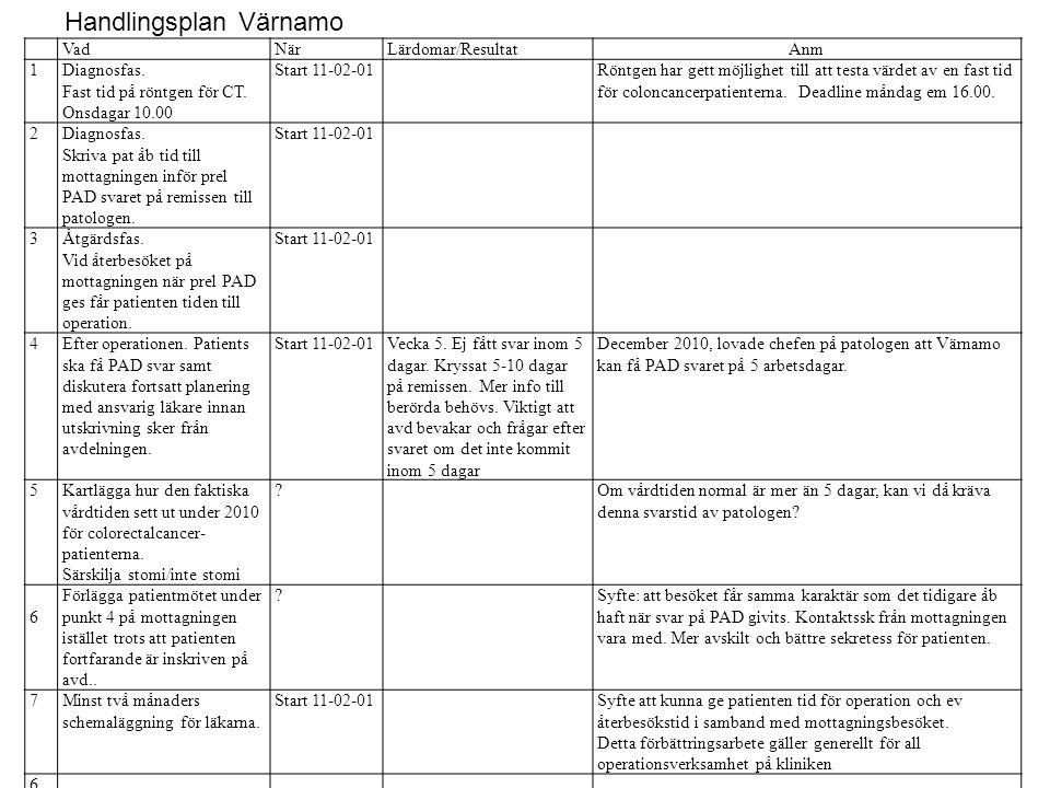 Handlingsplan Värnamo