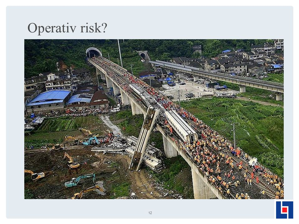 Operativ risk
