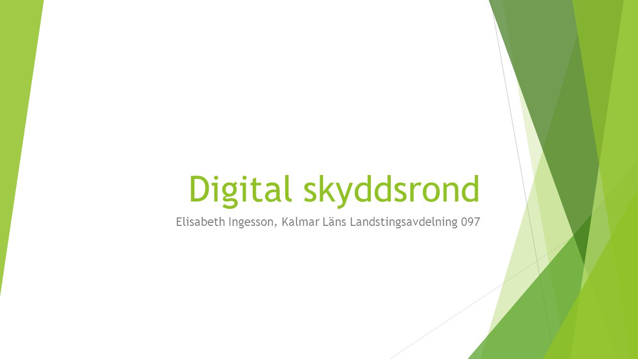 Elisabeth Ingesson, Kalmar Läns Landstingsavdelning 097