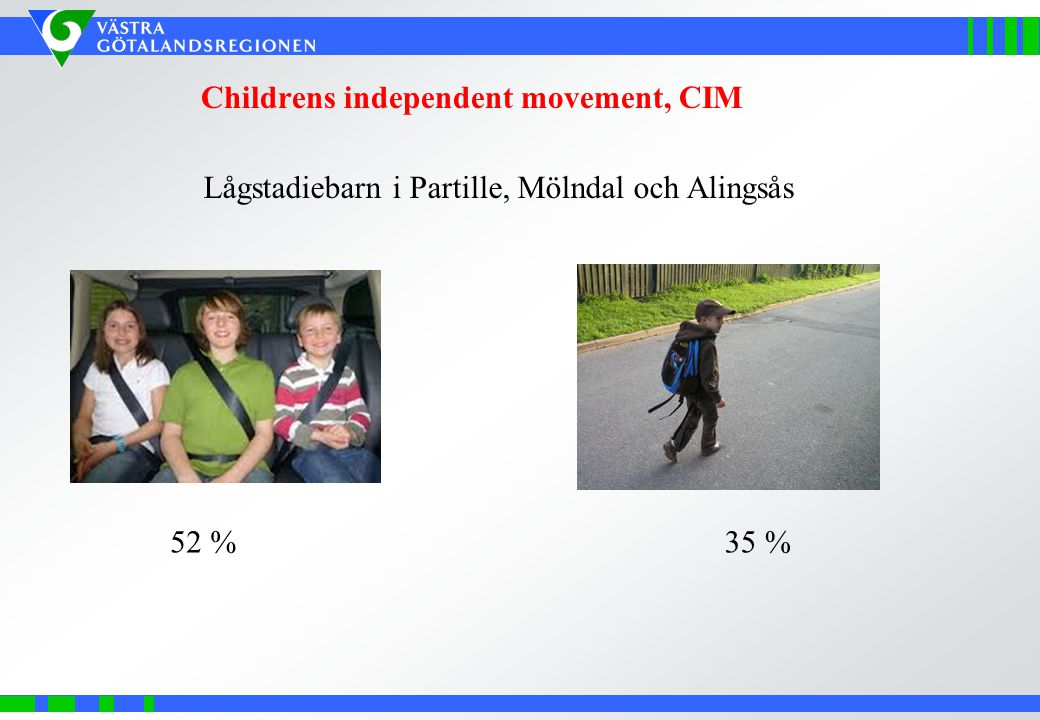 Childrens independent movement, CIM