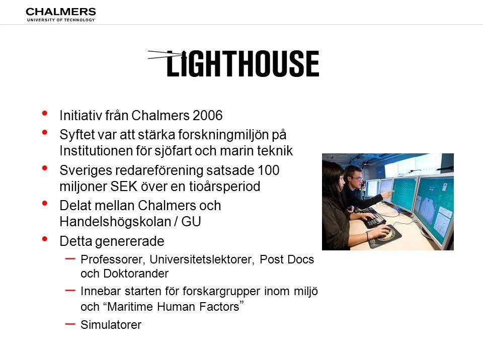 Initiativ från Chalmers 2006