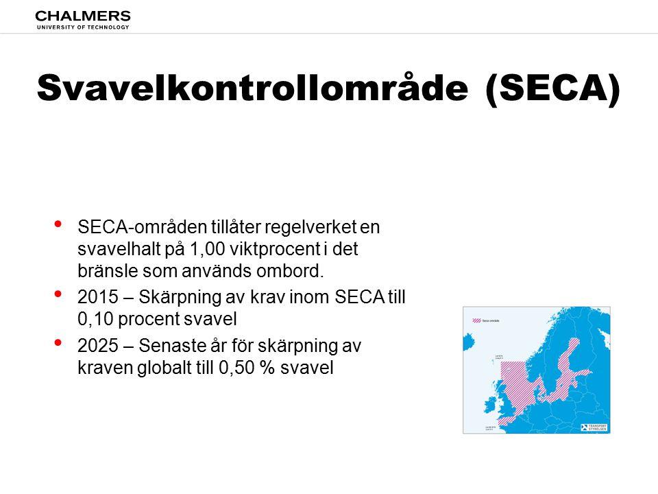 Svavelkontrollområde (SECA)