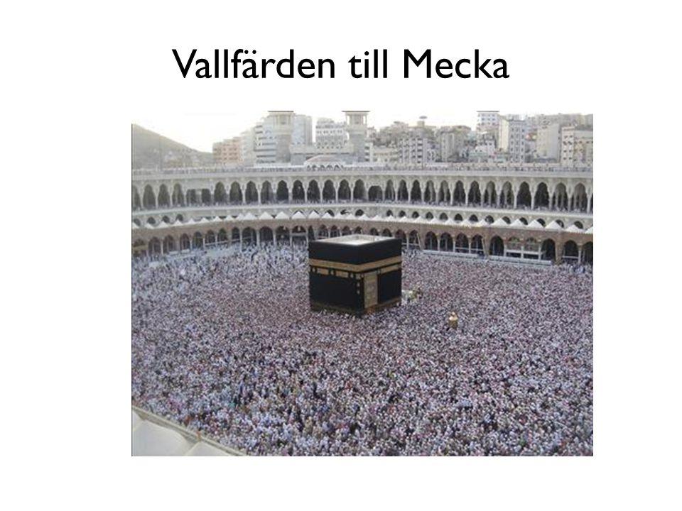 Vallfärden till Mecka