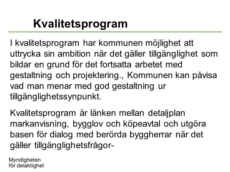 Kvalitetsprogram
