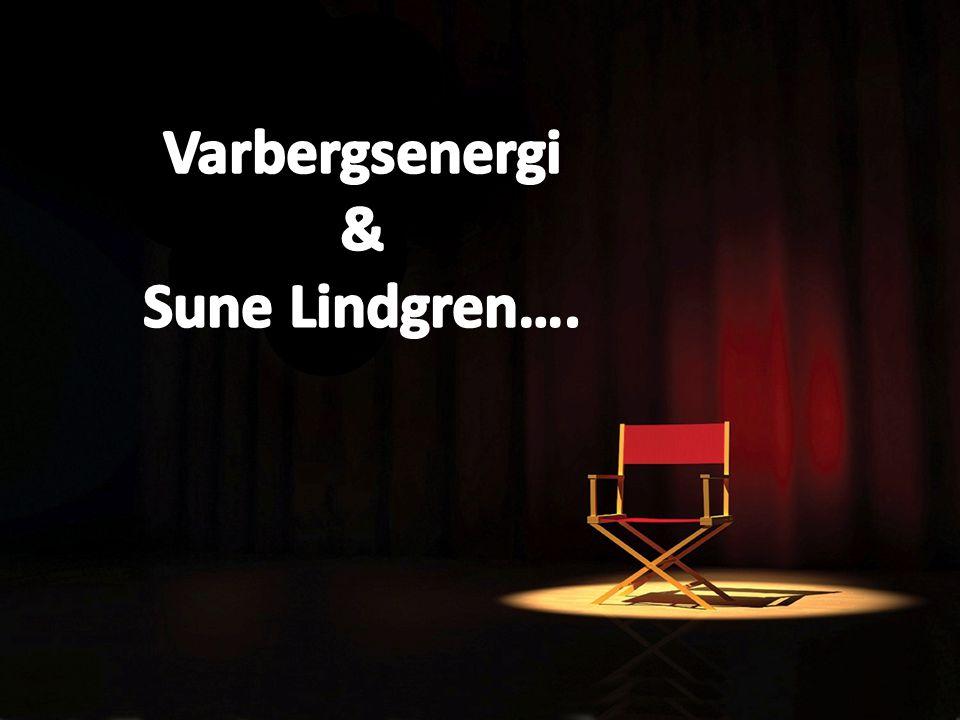 Varbergsenergi & Sune Lindgren….