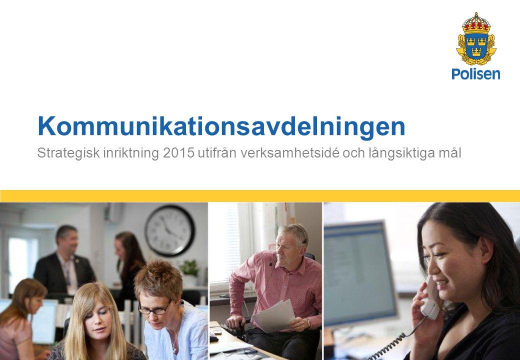 Kommunikationsavdelningen