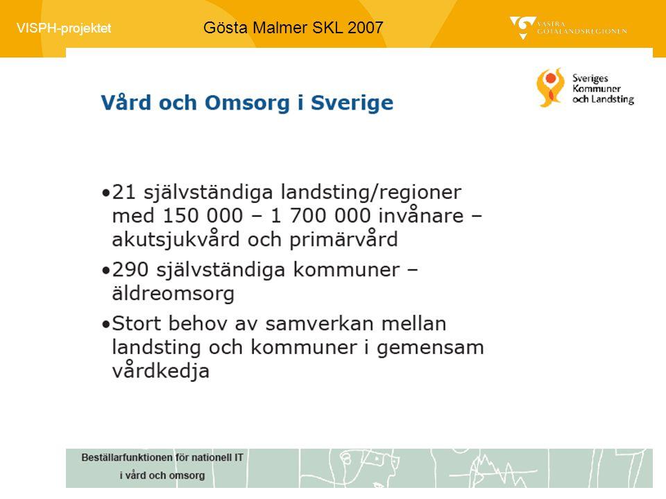 Gösta Malmer SKL 2007