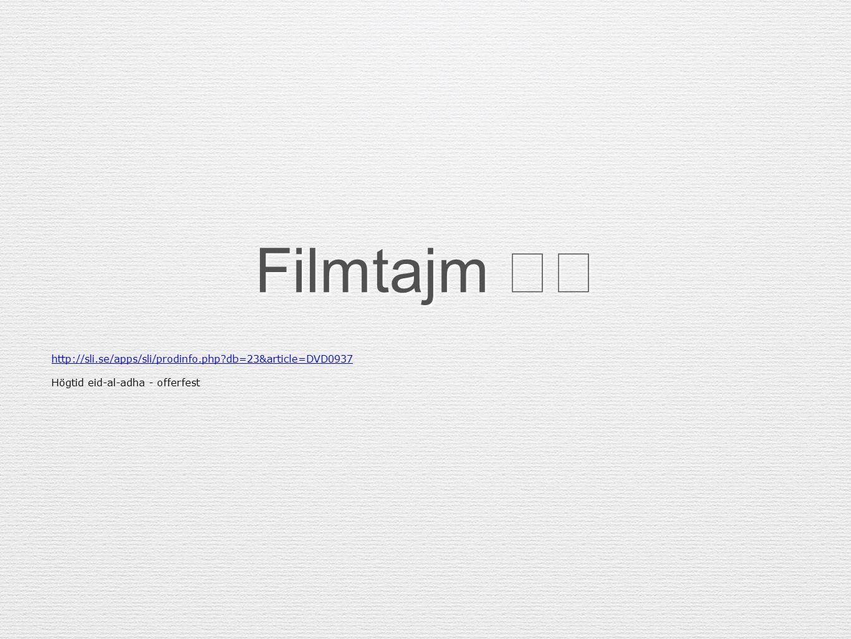 Filmtajm 📼 http://sli.se/apps/sli/prodinfo.php db=23&article=DVD0937