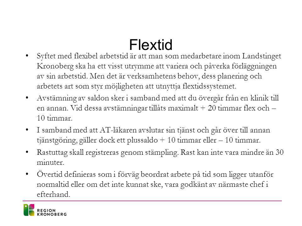 Flextid