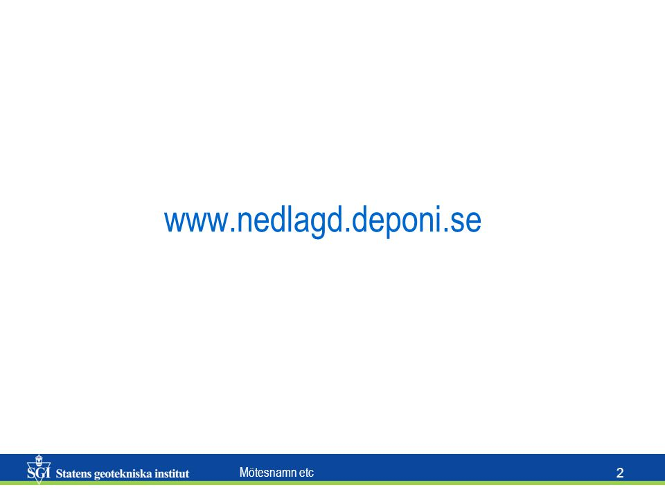 www.nedlagd.deponi.se