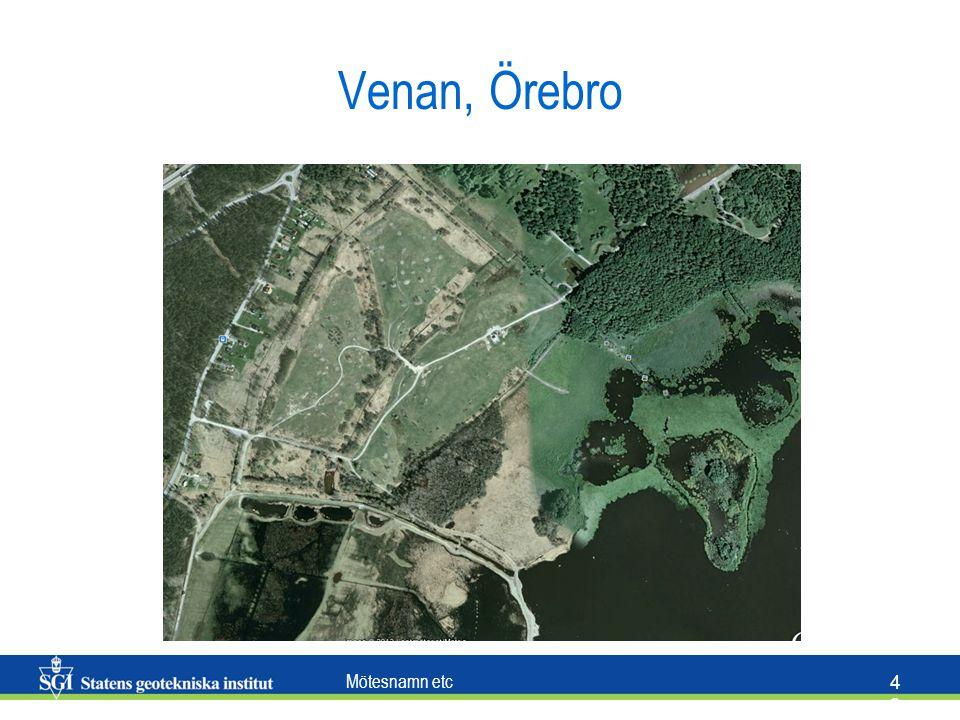 Venan, Örebro