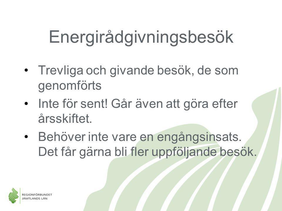 Energirådgivningsbesök