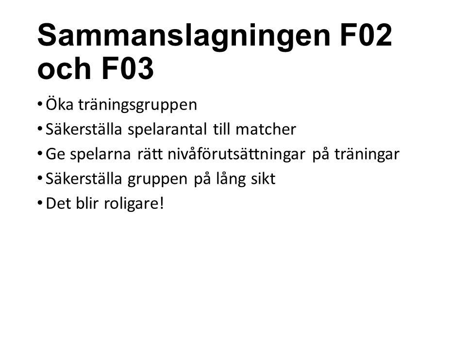 Sammanslagningen F02 och F03