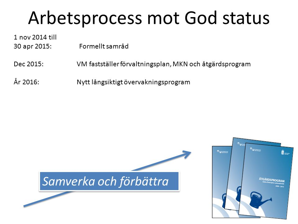 Arbetsprocess mot God status
