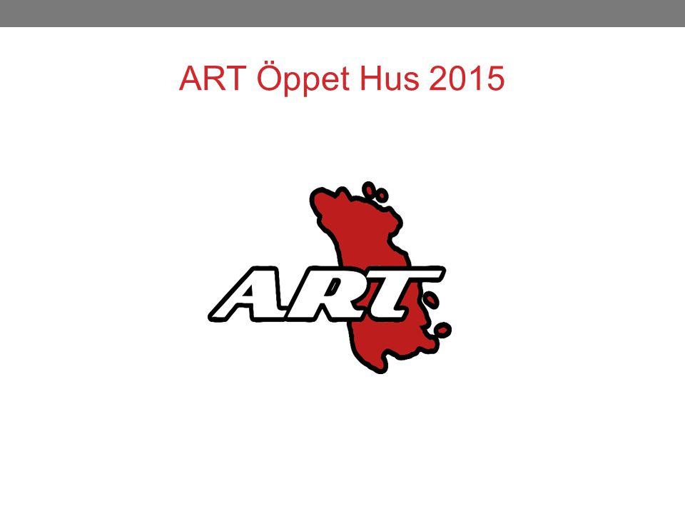 ART Öppet Hus 2015