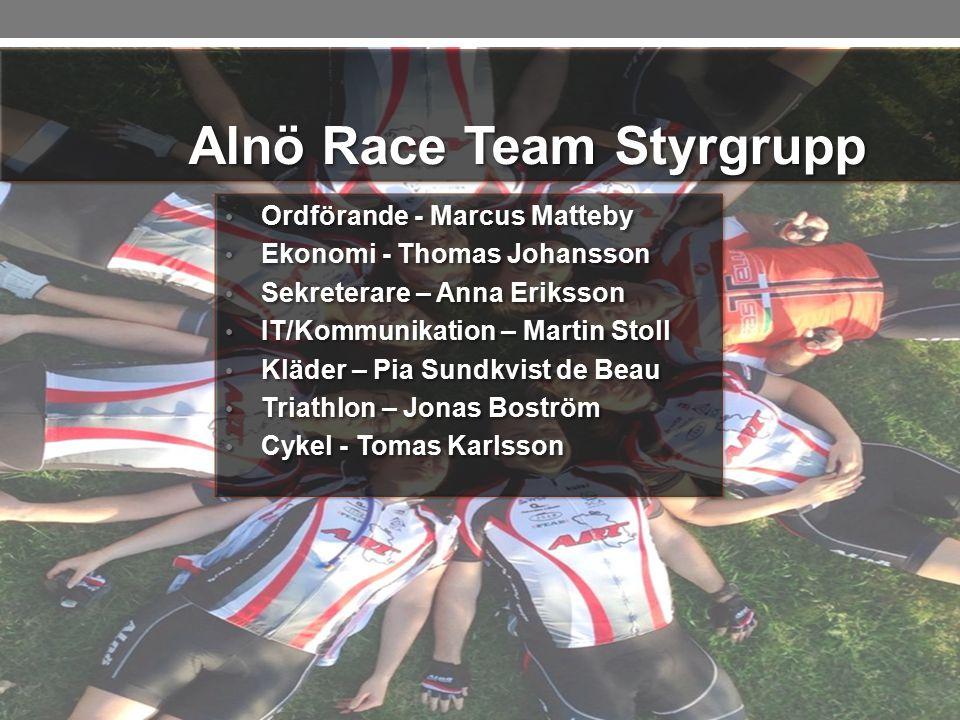 Alnö Race Team Styrgrupp