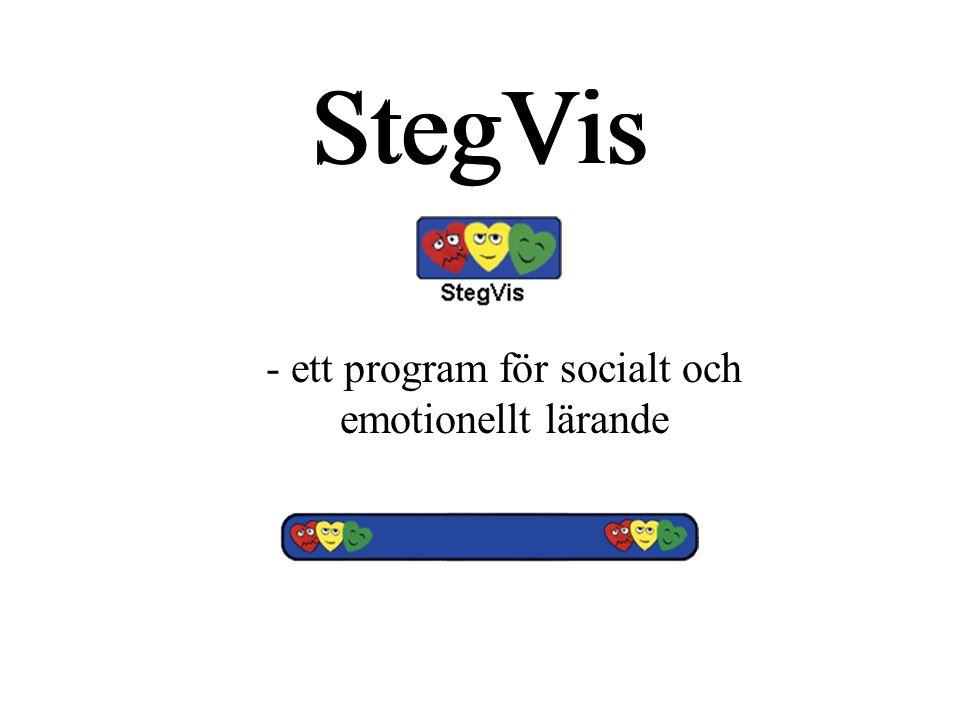 - ett program för socialt och emotionellt lärande